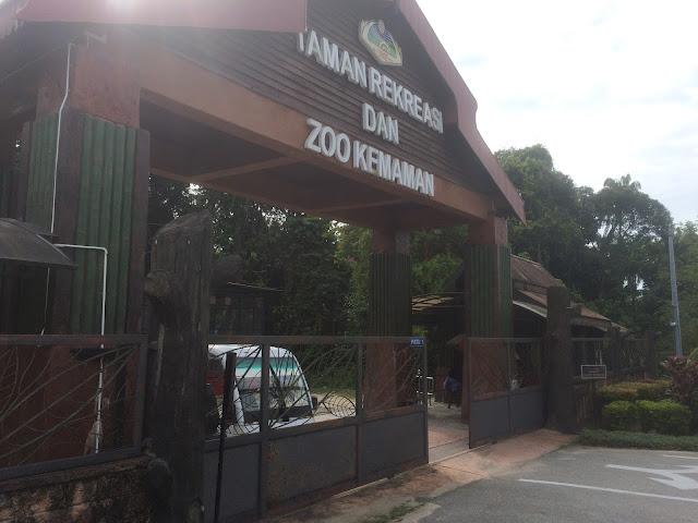 pengalaman di zoo kemaman
