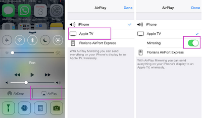 How to Use AirPlay Mirroring on iPhone