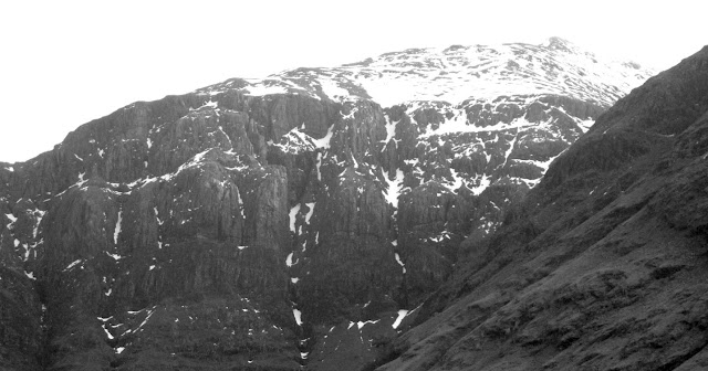 The mountains of my life: Aonach Dubh West Face