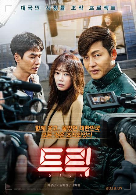 Sinopsis Film Korea Terbaru : Trick (2016)