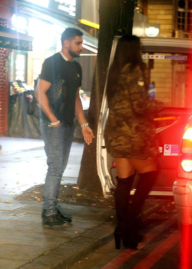 Boxer Amir Khan dated with Brazilian model Bella Gusmao