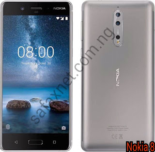 Nokia 8 Full Specifications And Price