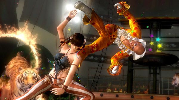 Dead or Alive 5 Last Round Update 10 Incl DLCs Pack Free Download PC