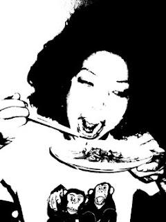 ミミガーキムチ味
