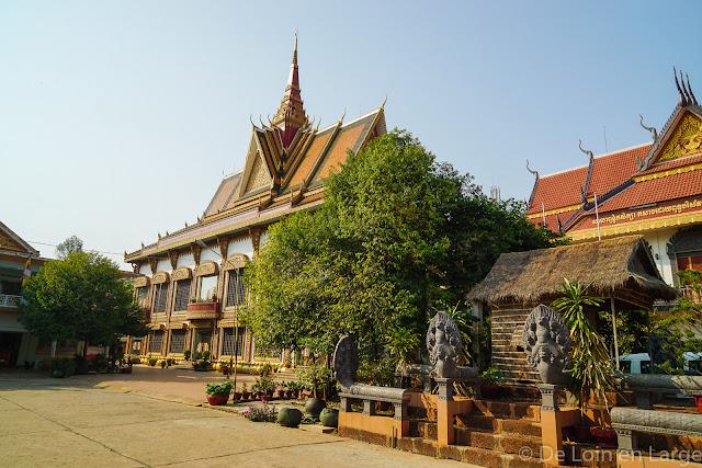 Wat Preah Prom Rath - Siem Reap - Cambodge