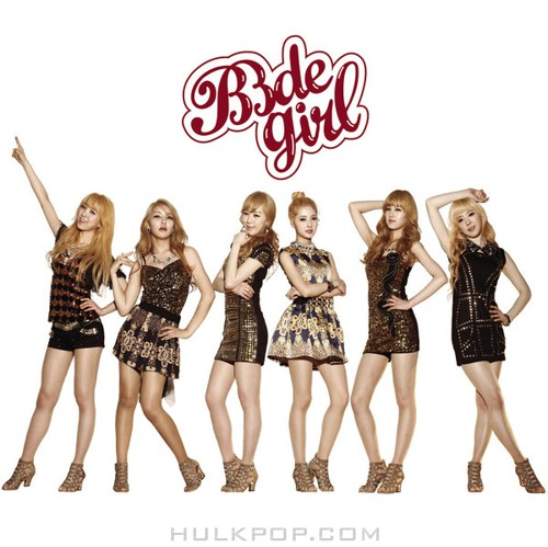 BBde Girl – First Mini Album – EP