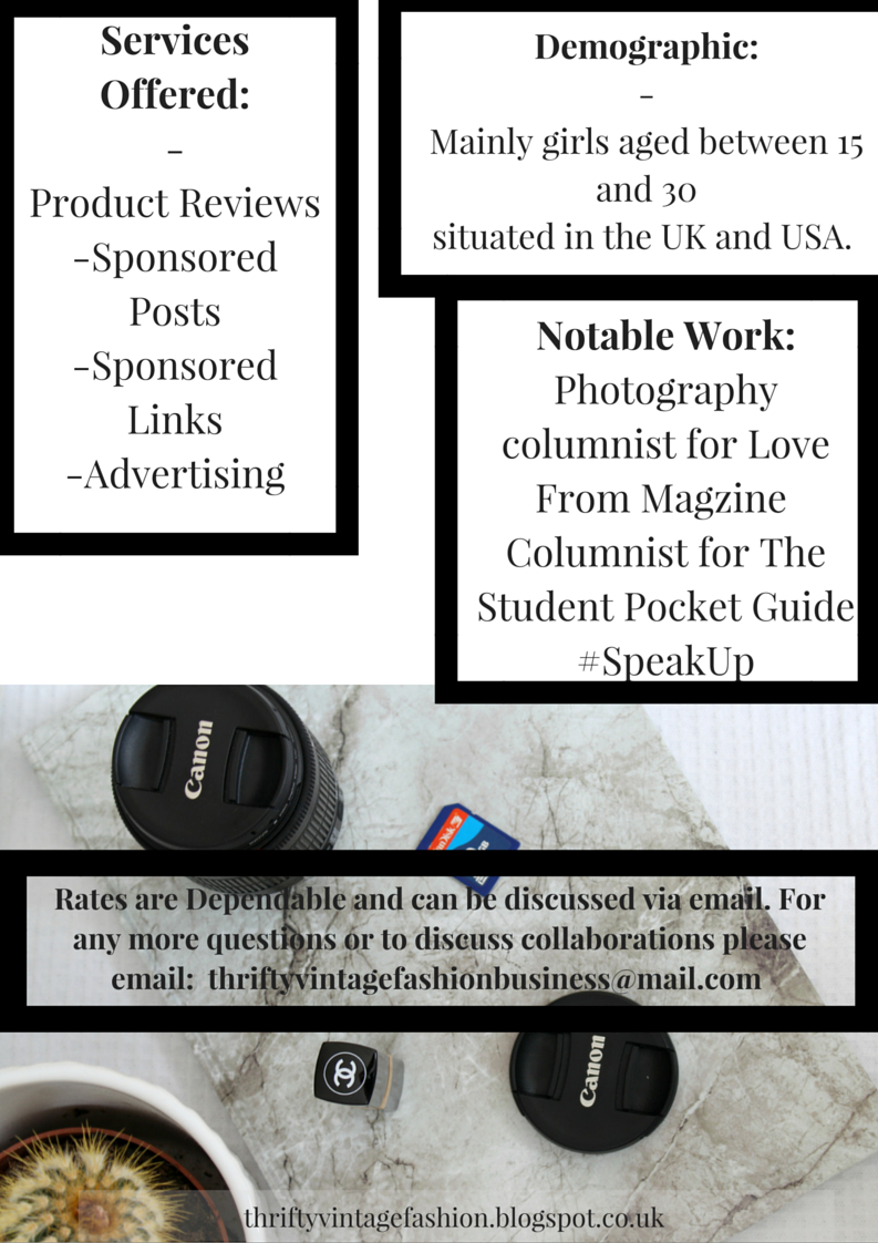 How To Make A Media Kit For Your Blog advice tips bloggers lifestyle UK