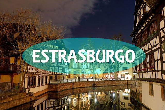 La gran isla de Estrasburgo