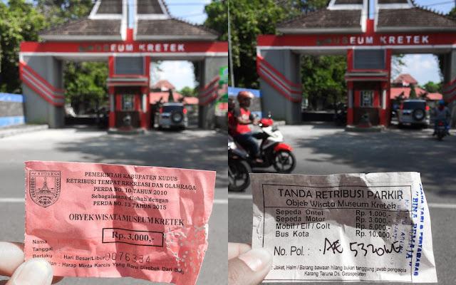 tiket masuk museum kretek
