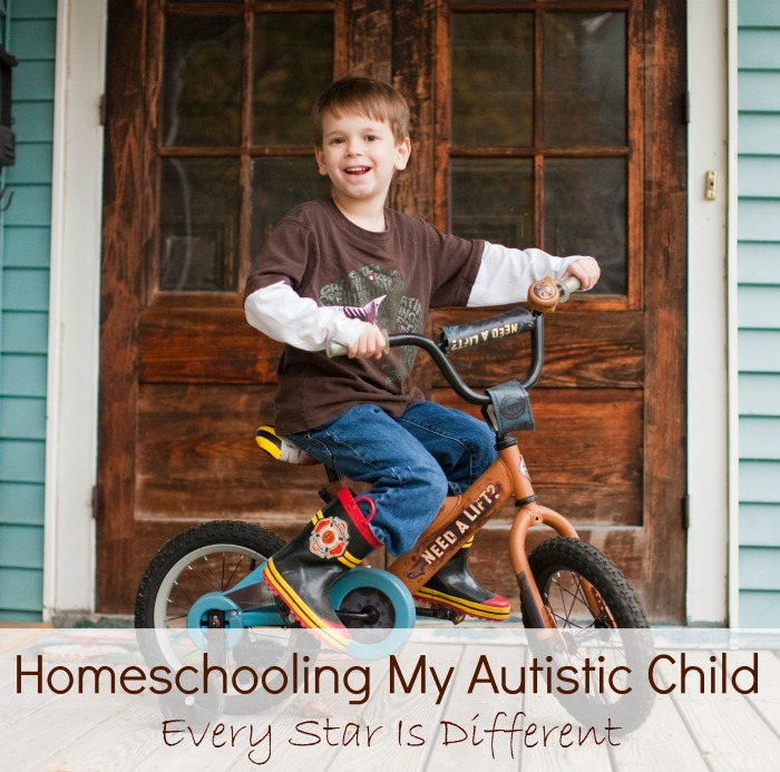 Homeschooling My Autistic Child