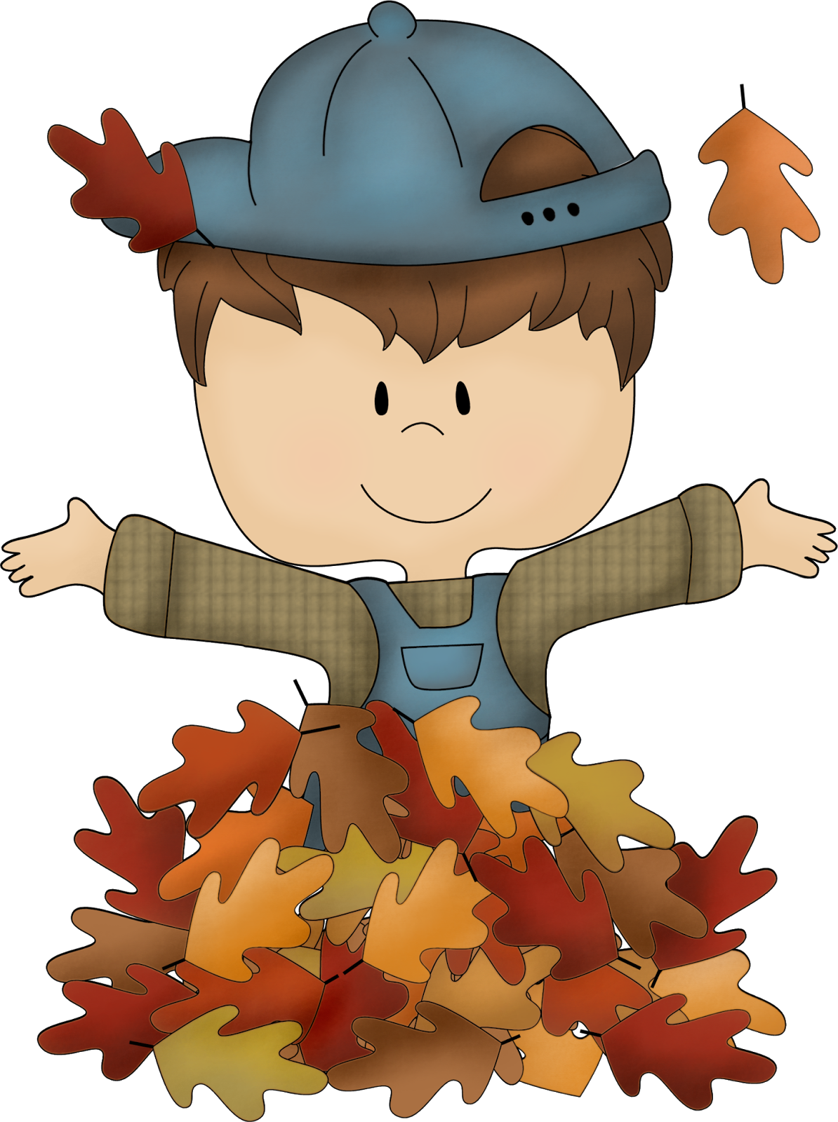 Learning Activities For Kids Happy Fall