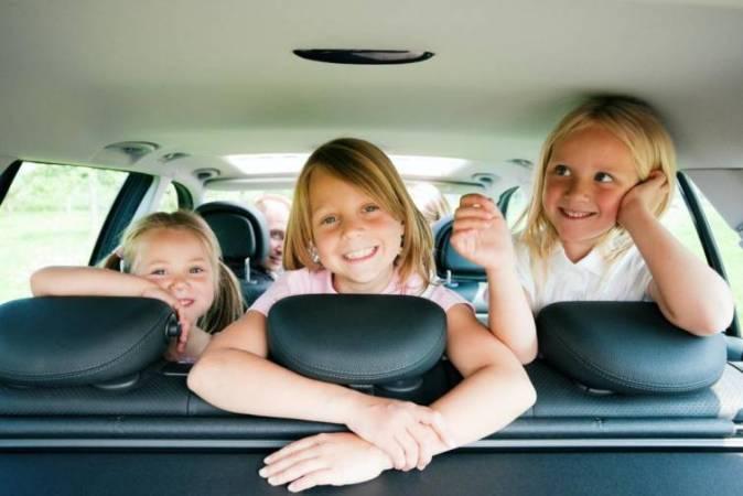 vehículos familiares para familias numerosas