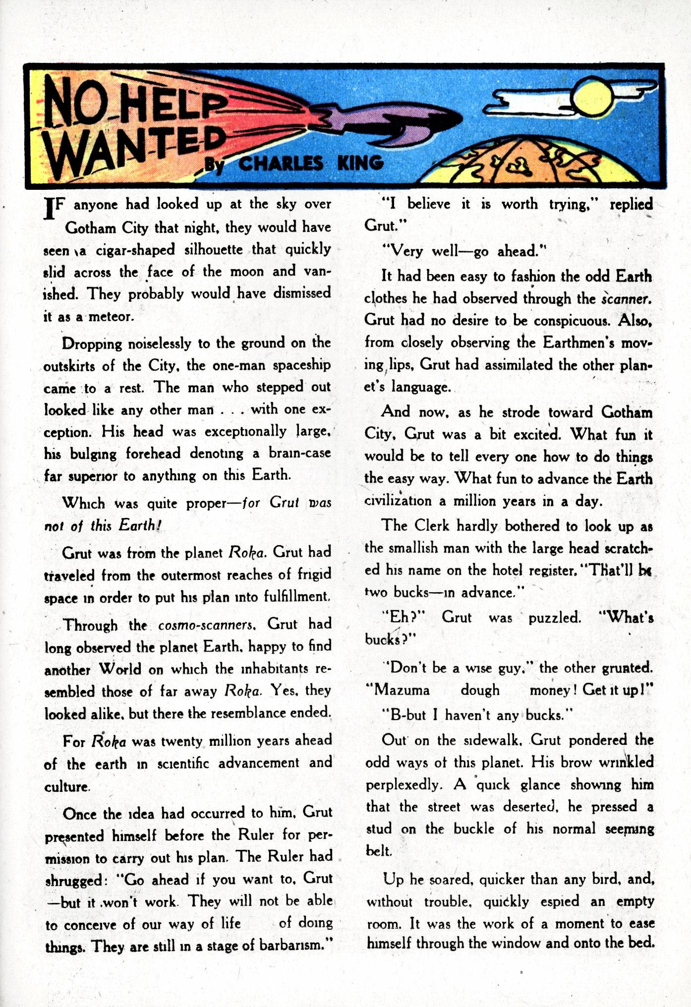 Read online All-Star Comics comic -  Issue #36 - 37