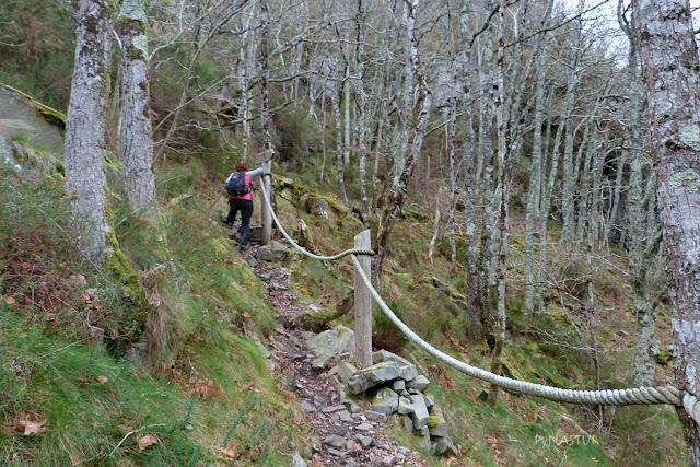 Sendero Ruta del Cioyo - Asturias
