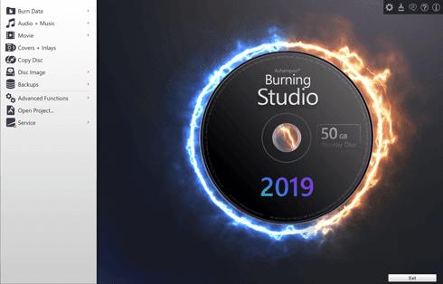Ashampoo Burning Studio 2019 Full