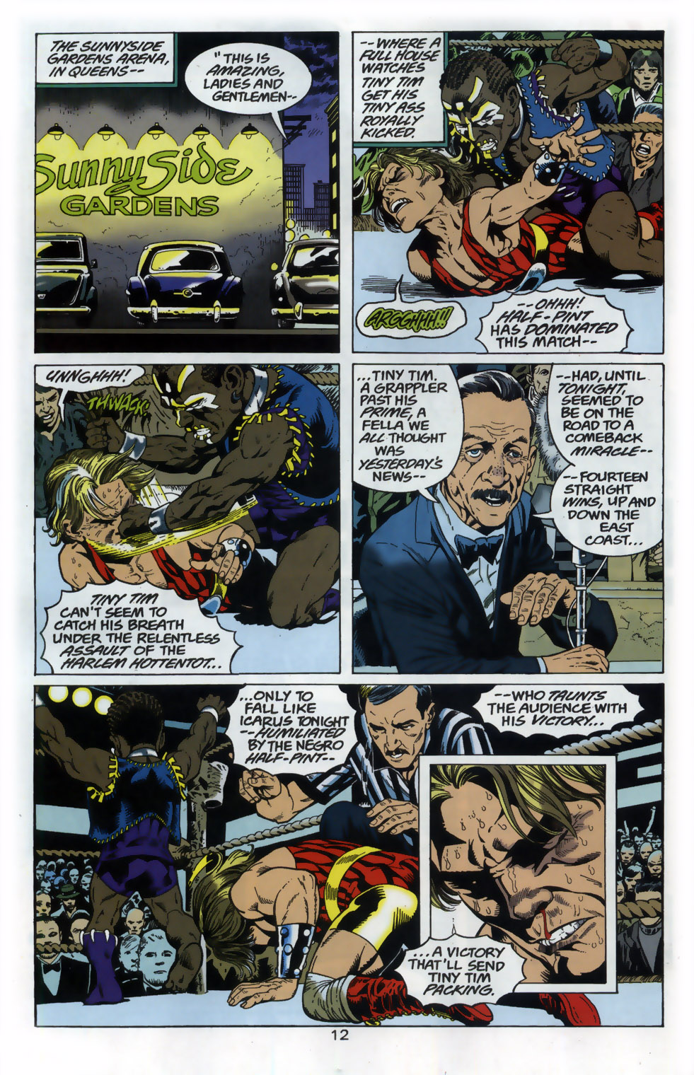 Read online American Century comic -  Issue #25 - 12