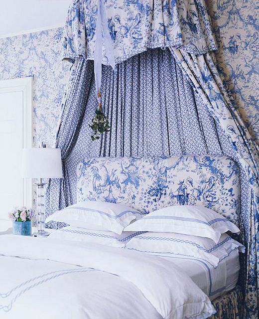 Decorating Ideas Toile Fabric: Chinoiserie Chic: Easy Holiday Decorating Ideas
