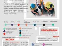Lomba Desain Poster Nasional 2018 di UGM