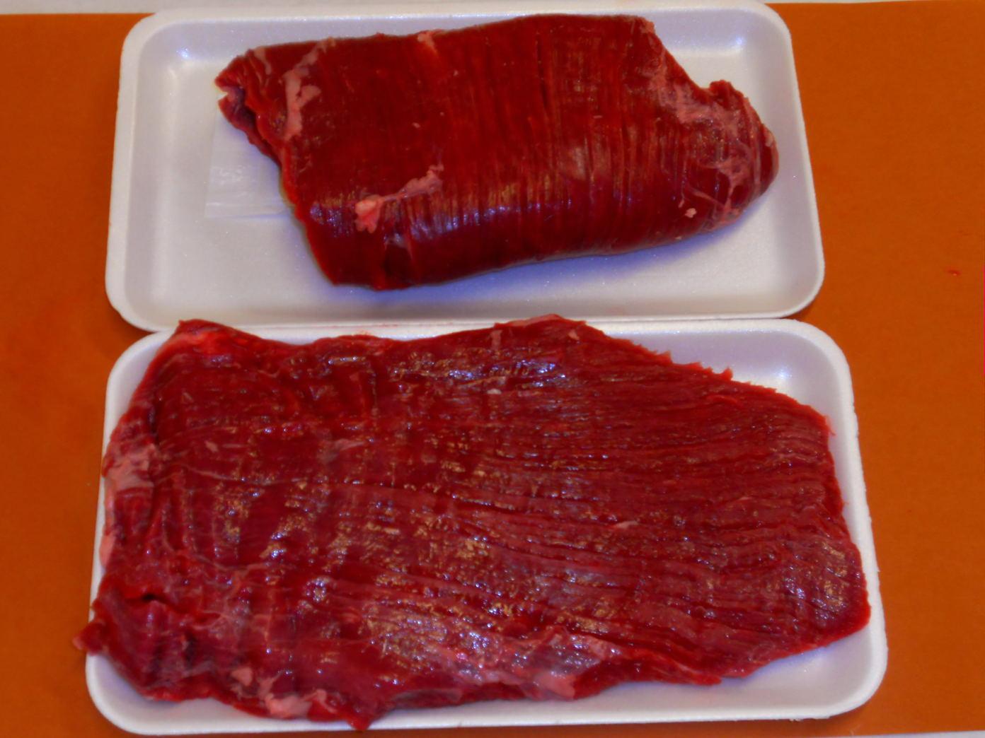 butcherblog.net: Beef Flank Steaks - How to cook Flank Steaks