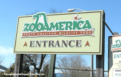 ZooAmerica North American Wildlife Park in Hershey