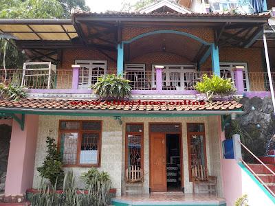 daftar harga sewa villa di ciater pemandian air panas