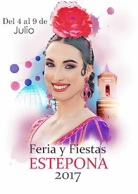FERIA DE ESTEPONA 2017 - Manuel Jesús Torrejón Pérez - Modelo: Paola Muñoz Cortés