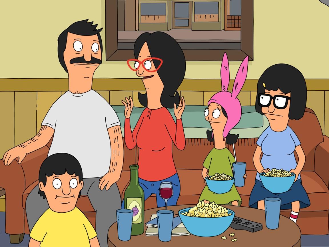 Bob's Burgers - Season 3 Episode 17: Two for Tina