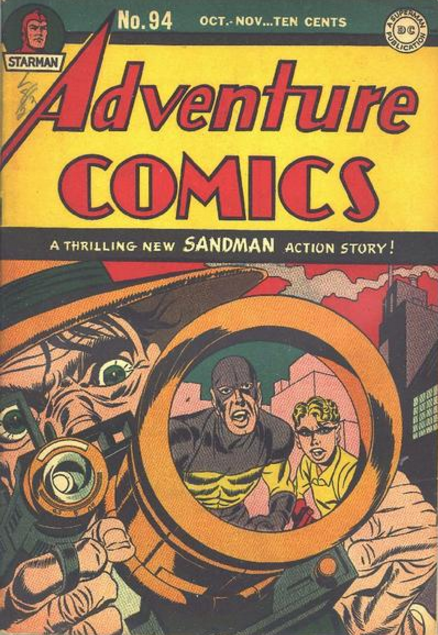 Jack Kirby Adventure Comics