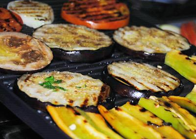 verduras plancha estilo cocina de la abuela