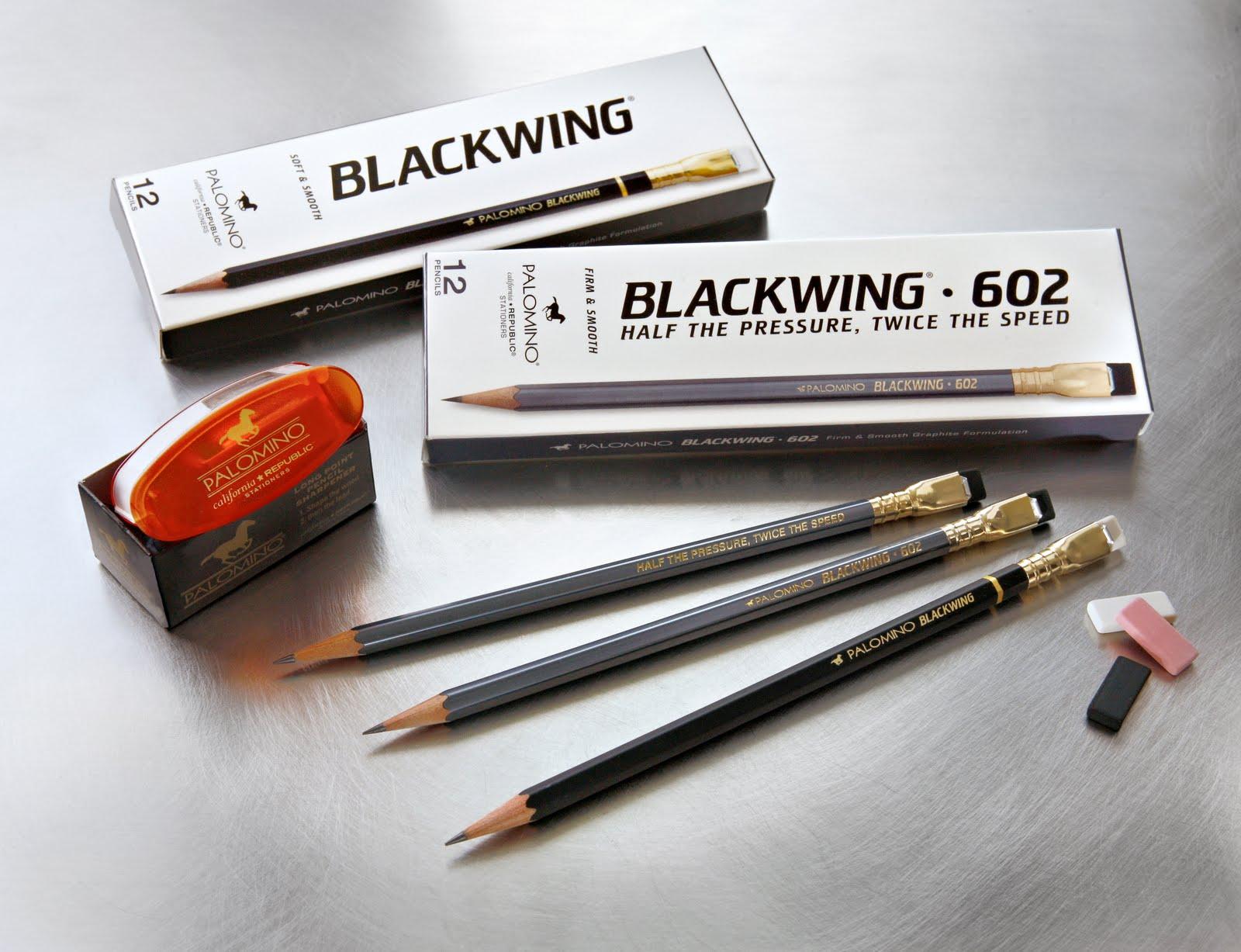 Ode to Blackwing – CalCedar