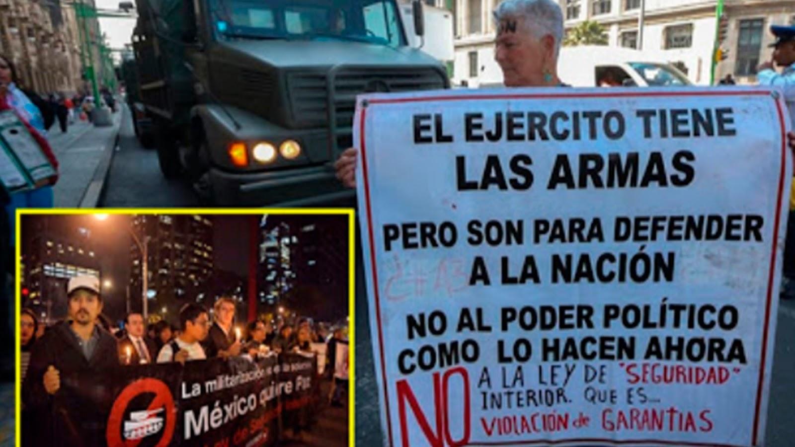 Diego Luna llama a 'cobrar factura' al PRI y PAN por Ley de Seguridad Interior