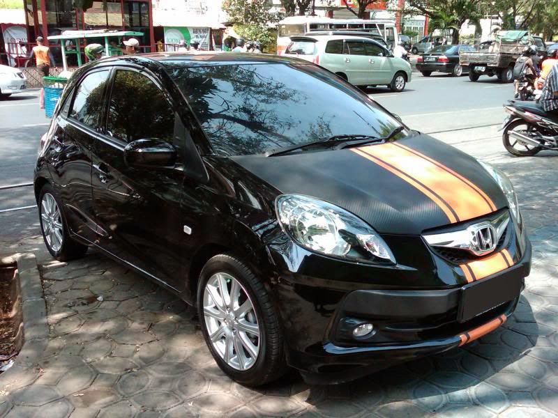30 Gambar Modifikasi Mobil Honda Brio Keren & Terbaru ...