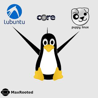 3 Distro Linux Ringan