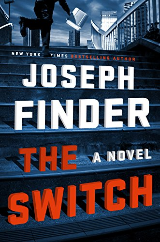 Joseph Finder, books, reading, fiction, list of recommendations, goodreads, 2017 releases, new authors, Kindle reads, Kindle