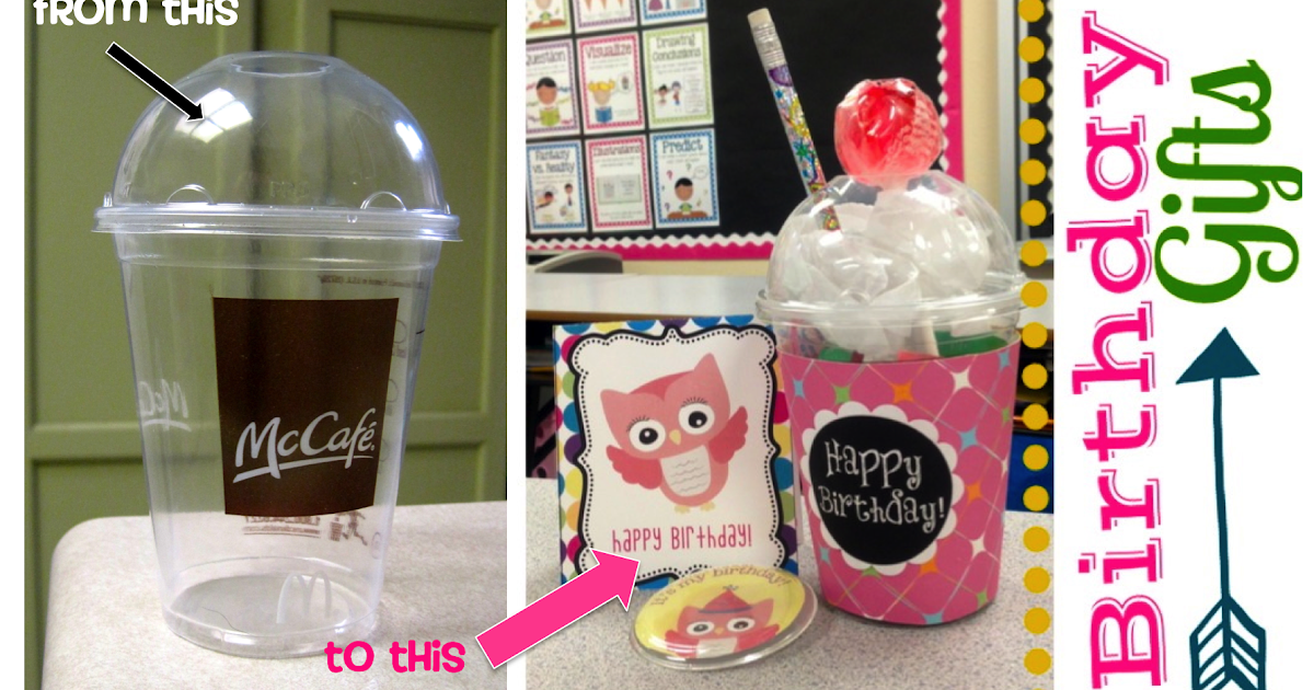 Easy Birthday Ideas Clip Chart And Reading Buddies