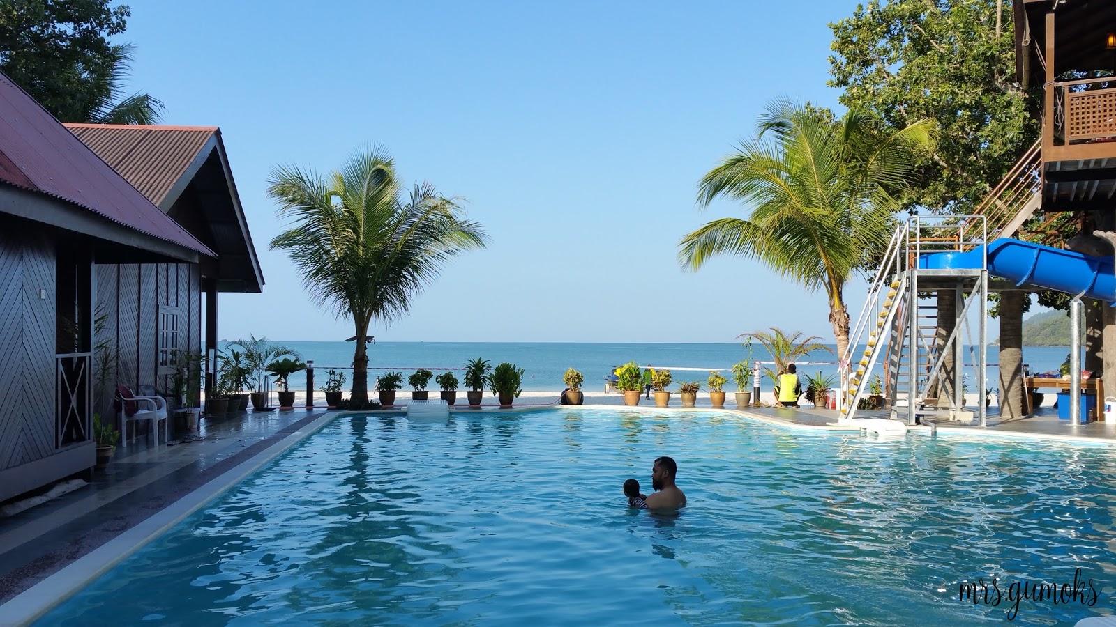 Kotak Kecil Hatiku Hotel Review Malibest Resort Pantai Chenang Langkawi
