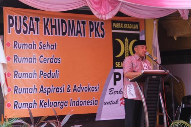 Pusat Khidmat PKS Siap Layani Masyarakat