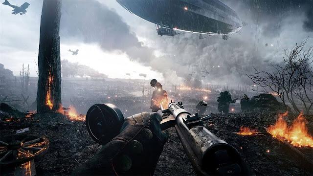 Spesifikasi minimal untuk menjalankan game battlefield v