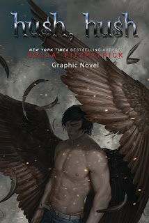 Review: Hush, Hush – Graphic Novel