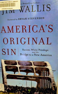 Book cover - America's Original Sin