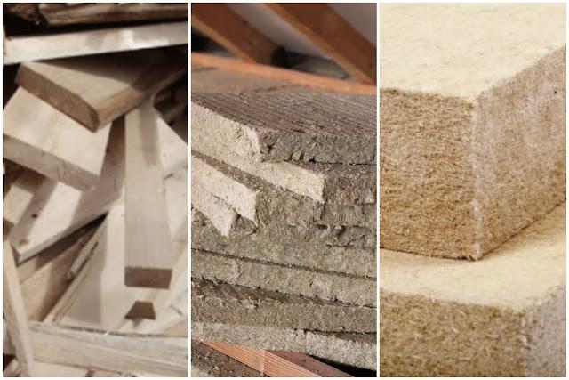 fibra di legno isolamento