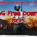Playerunknown's Battlegrounds (PUBG) PC Game Download : How To Play PUBG On PC