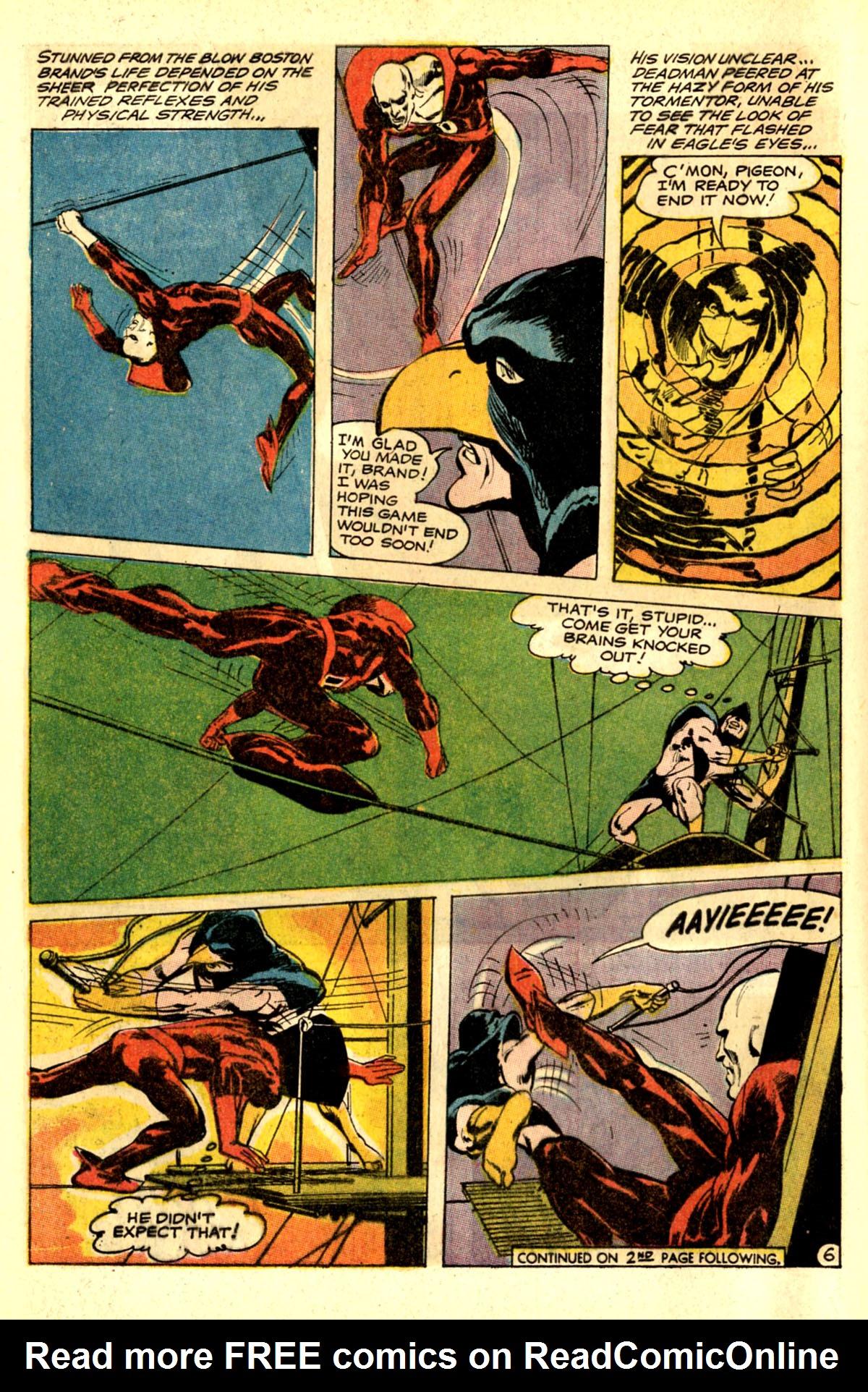 Strange Adventures (1950) issue 208 - Page 8