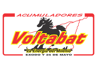 Acumuladores Voltabat Logo Vector