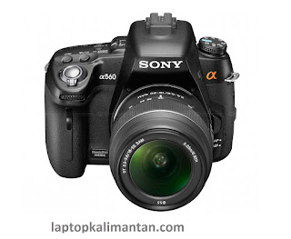 Jual Sony A560 + Kit Second di Kalimantan