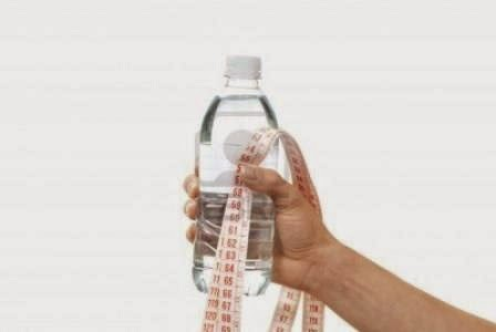 Lose your weight by water treatment