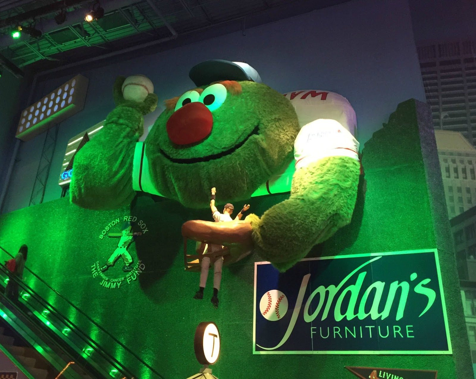 As Soon As You Walk Into The Reading Jordanu0027s Furniture Store You Can See  How Much Fun Is To Be Had At The Store. They Offer An IMax Theater And  Fudruckers ...