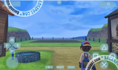 Game Harvest Moon Android CSO High Compress