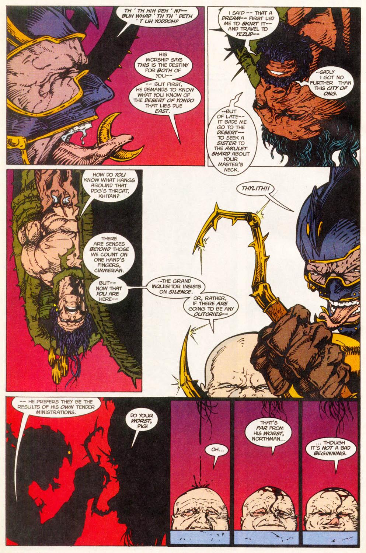 Read online Conan the Adventurer comic -  Issue #11 - 10