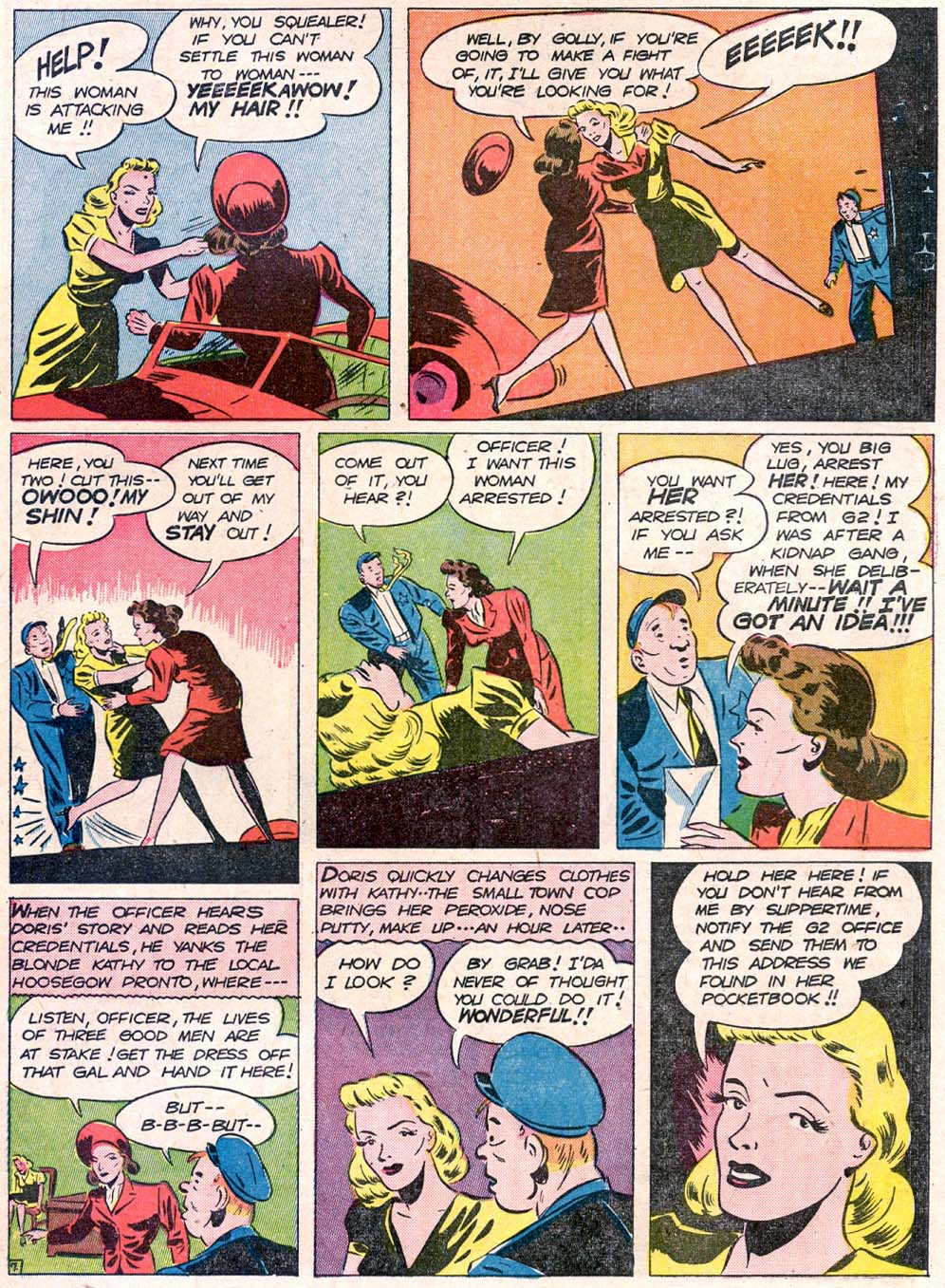 Read online All-American Comics (1939) comic -  Issue #33 - 37